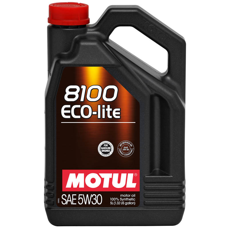 8100 ECO-LITE 5W-30