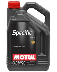 SPECIFIC 948B 5W-20
