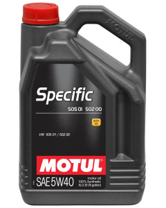 Specific 505 01-502 00 5W-40
