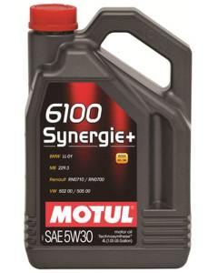 6100 Synergie+ 5W-40