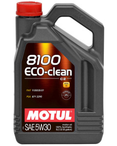 8100 ECO-CLEAN 5W-30