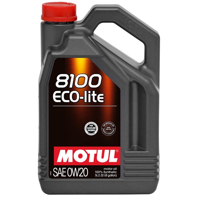 8100 ECO-LITE 0W-20