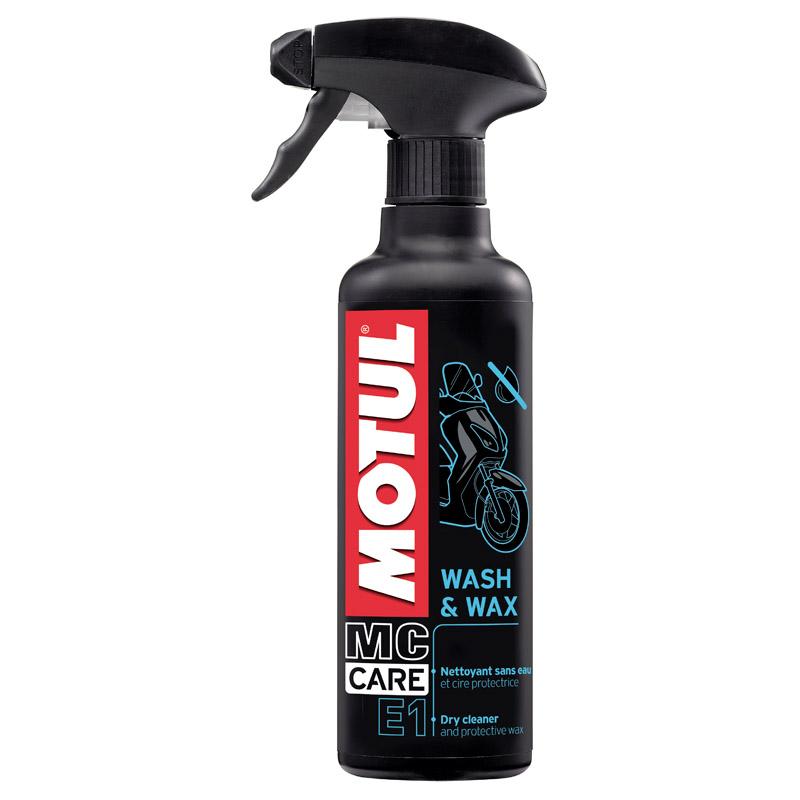 E1 Wash & Wax