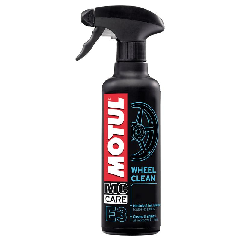 E3 Wheel Clean