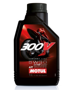 MOTUL 300V 4T FL ROAD RACING 5W-30