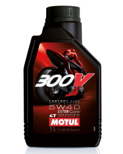 MOTUL 300V 4T FL ROAD RACING 5W-40