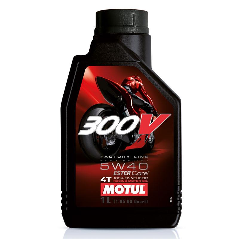 MOTUL 300V 4T FL ROAD RACING 5W-40