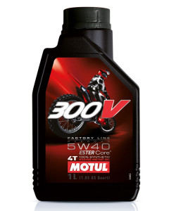 MOTUL 300V 4T OFF ROAD 5W-40
