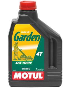 MOTUL Garden 4T 15W-40