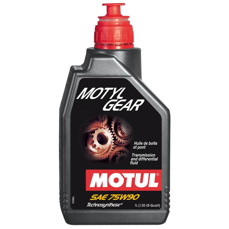 MOTYLGEAR 75W-90