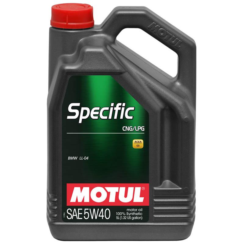 Motul Specific CNG LPG 5W-40