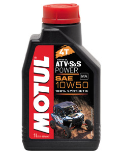 MOTUL ATV SXS POWER 4T 10W-50